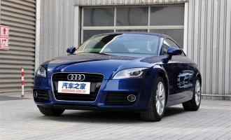 2011款TT Coupe 2.0TFSI
