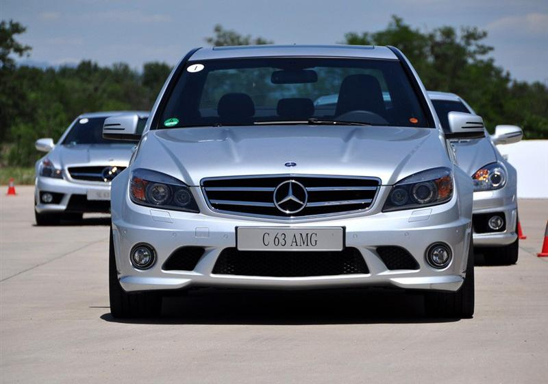 2010款C 63 AMG 动感型增强版