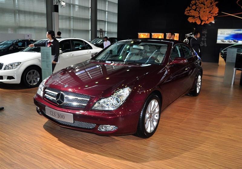 2009款CLS 300