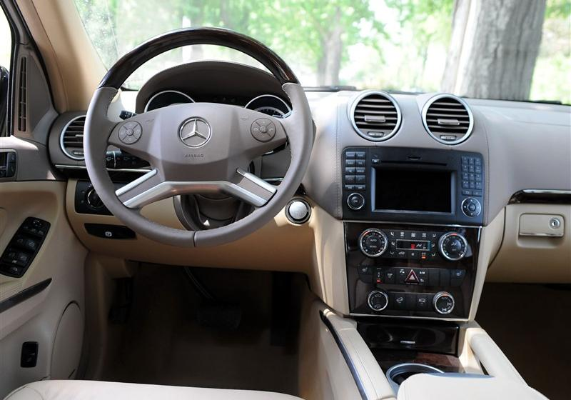 2011款 GL 450 4MATIC尊贵型