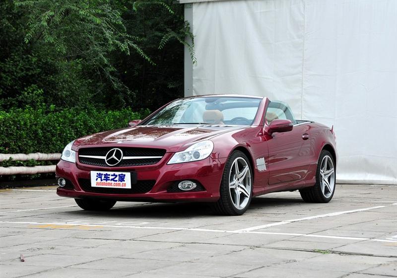2010款SL 350