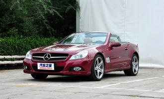 2010款SL 500