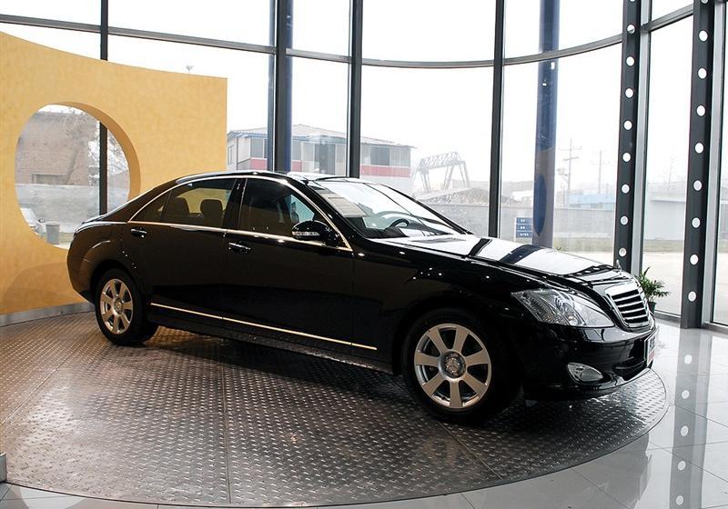 2010款S 350L 4MATIC
