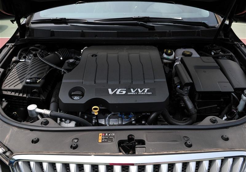 2010款 3.0L旗舰版