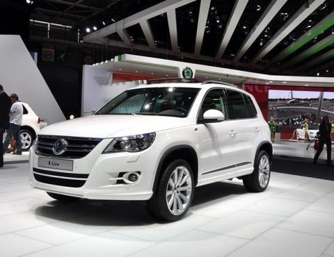 兰州Tiguan现车充足 最高享优惠4.08万