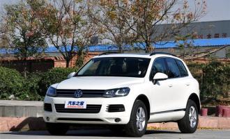 2011款3.0TDI V6 柴油舒适型
