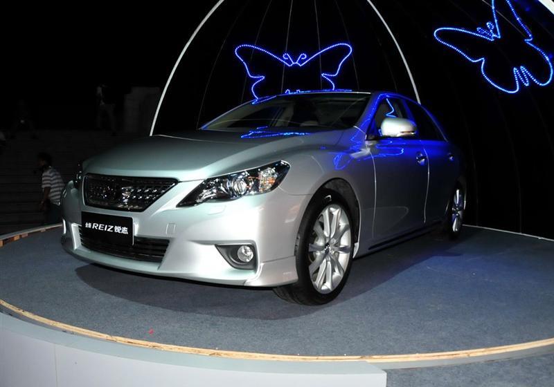 2010款2.5S 风度菁华版