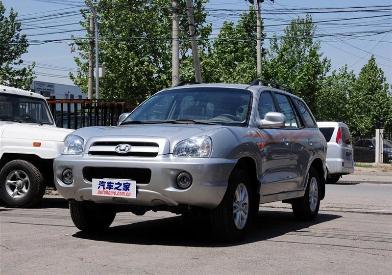 2009款2.0T柴油四驱手动豪华型