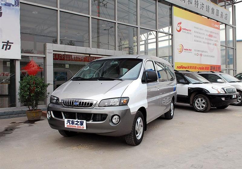 2011款2.0L一家亲 汽油标准版HFC4GA3