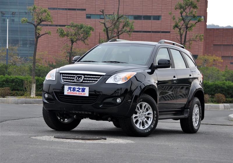 2011款2.4T 两驱5座豪华型