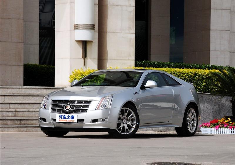 2011款CTS 3.6 Coupe
