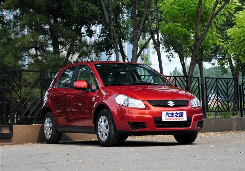 2011款两厢 改款1.6L舒适型 MT