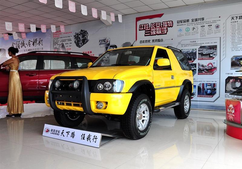 2009款2.5T VM两驱柴油版