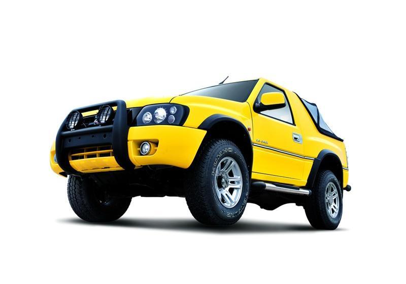 2009款2.5T VM四驱柴油版