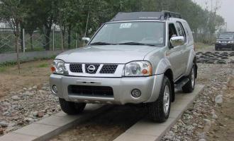 2006款2.4 四驱舒适型