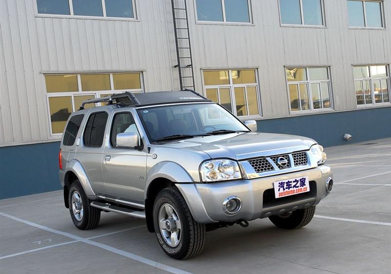 2006款2.4 四驱行政版