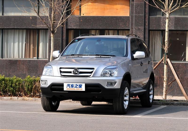 2011款2.0 手动两驱豪华型