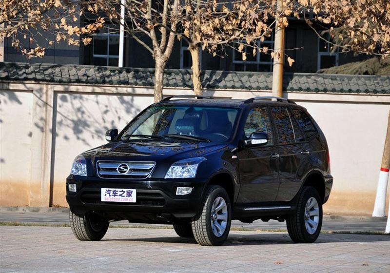 2011款2.0 自动两驱豪华型