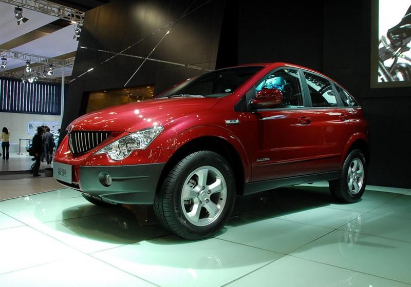 2010款2.0T 真爱导航柴油版
