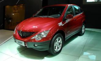 2010款2.0T 挚爱导航柴油版