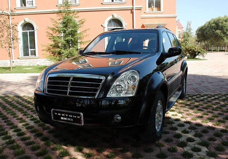 2010款270XDi 特尊旗舰版