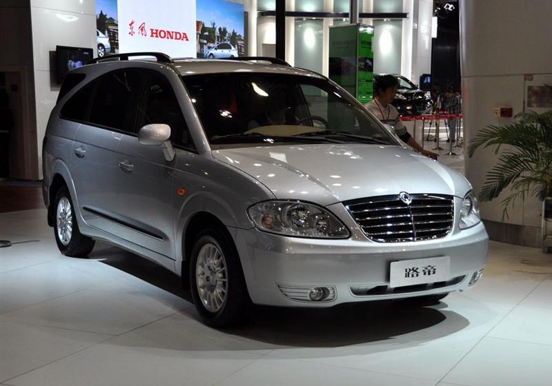 2008款SV270 RH超豪华型