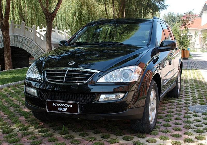 2010款2.0T 逸享世博导航版柴油型