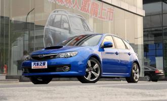 2009款2.5T WRX STI