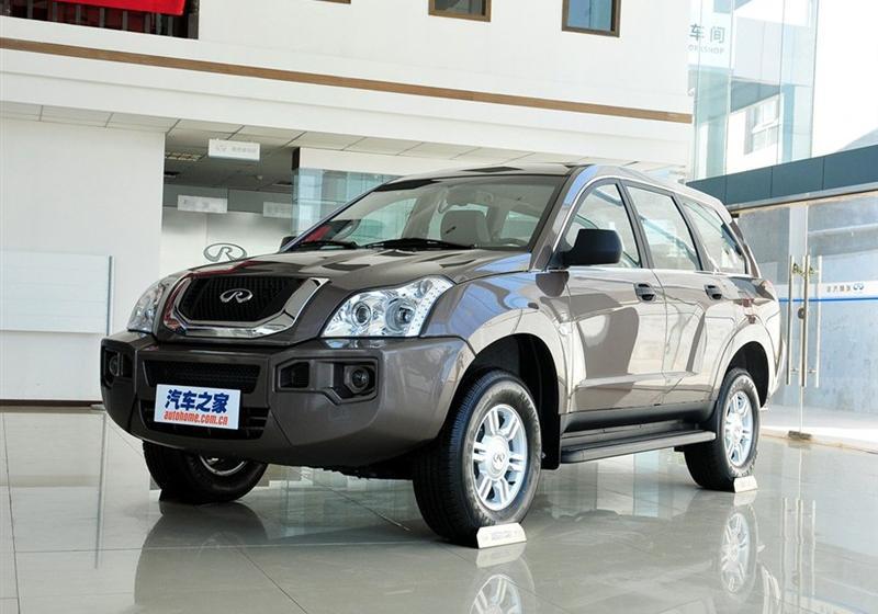 2011款2.0T 四驱豪华型