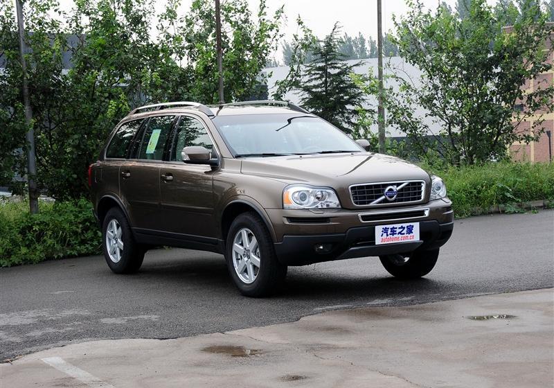 2012款2.5T 北欧豪华版