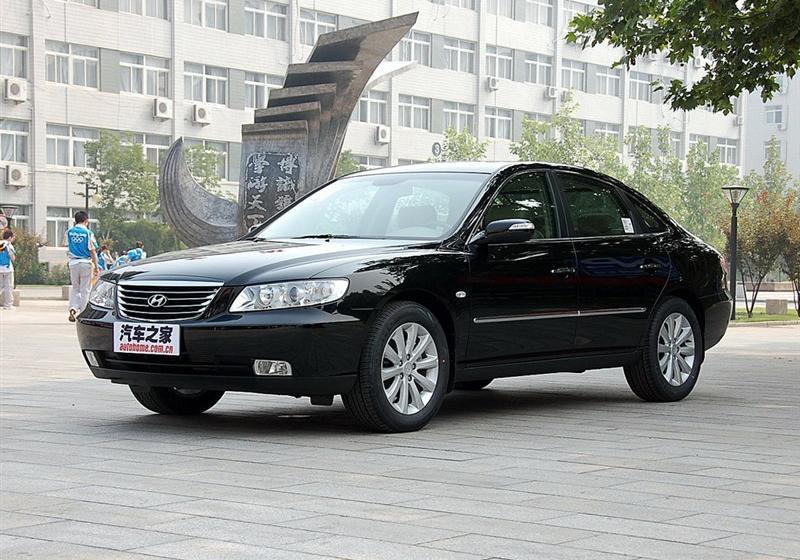 2009款3.3L 豪华型