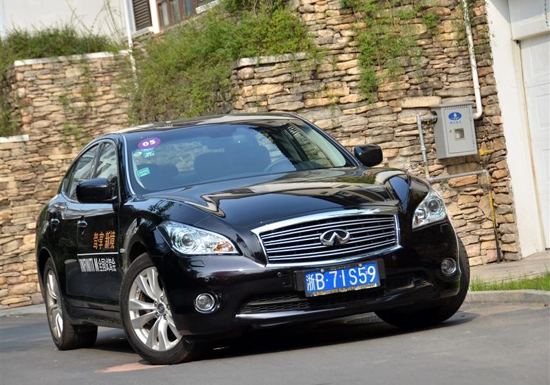 2011款M25 奢华型