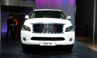2011款QX56