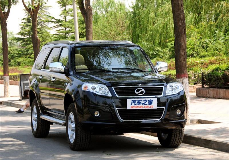 2011款2.0 两驱基本型