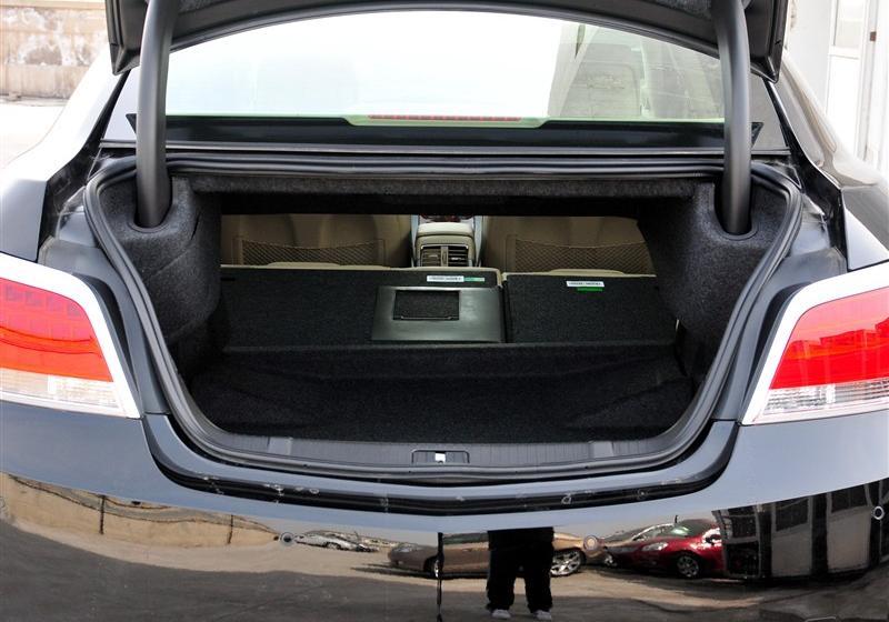 2011款 2.4L SIDI豪雅版