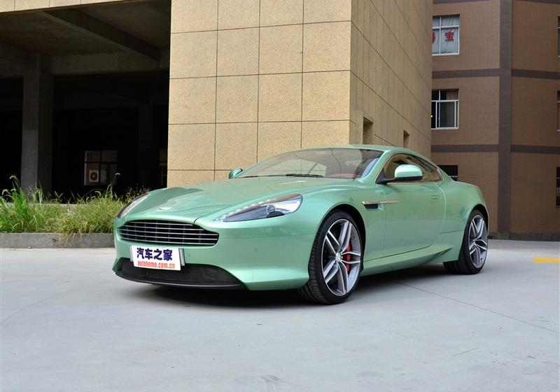 2012款6.0 Coupe