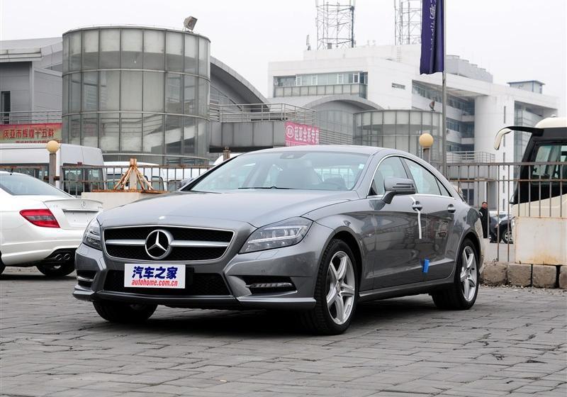 2012款CLS 350 CGI