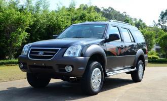 2011款2.8T 手动柴油版