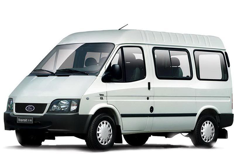 2009款2.8L柴油标准型短轴低顶JX493ZLQ3