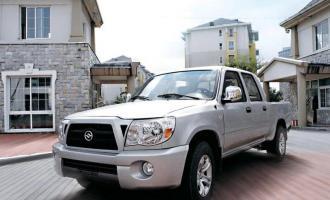 2007款2.4L柴油标准型