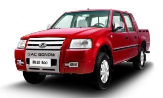 2010款2.8L-VE柴油豪华型短货箱