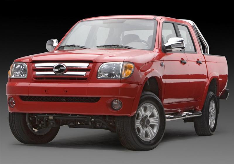 2010款2.8L海外版两驱柴油豪华型