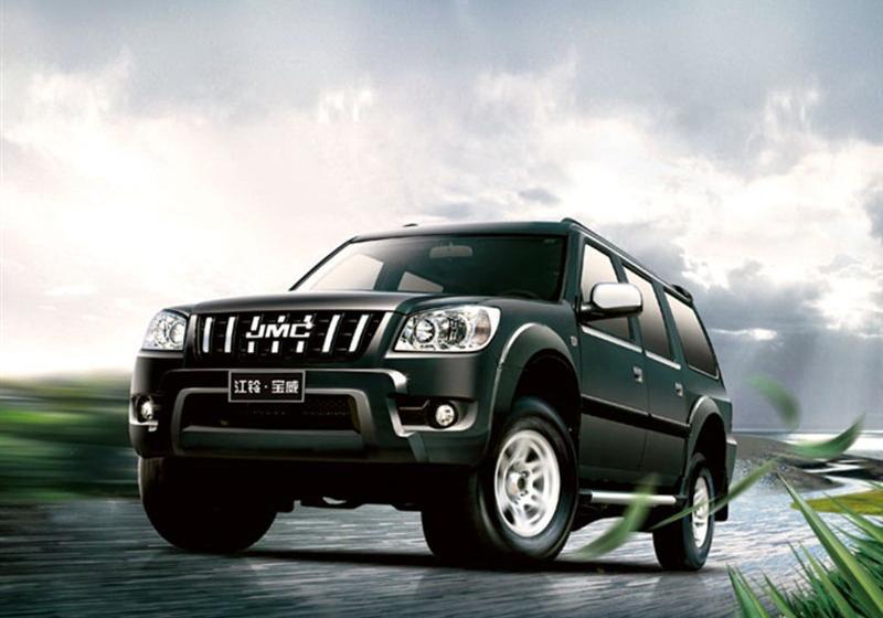 2009款2.8T 两驱5座LX
