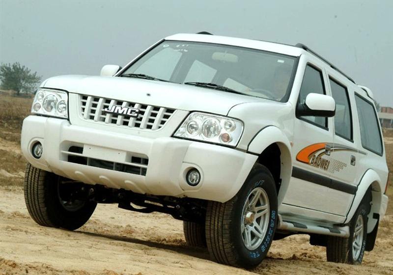 2009款2.8T 两驱7座LX