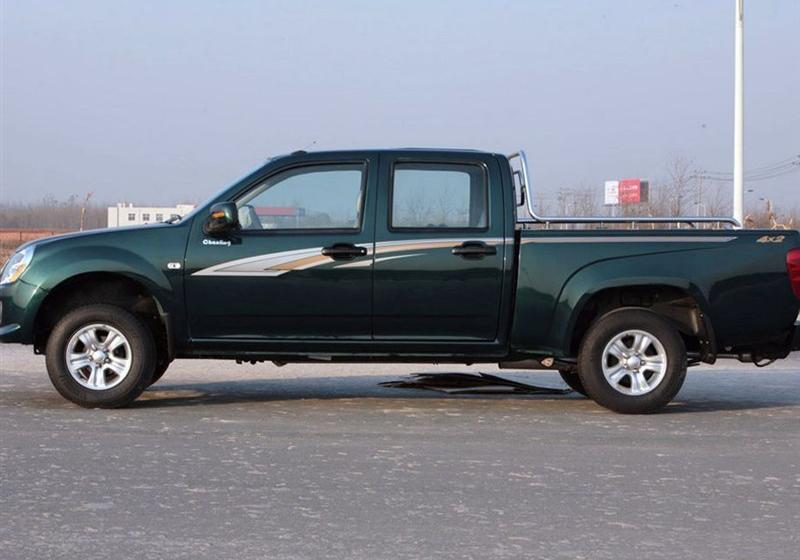 2010款2.2L汽油标准型短轴491Q-ME