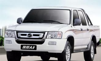 2009款2.4T柴油豪华型4D25