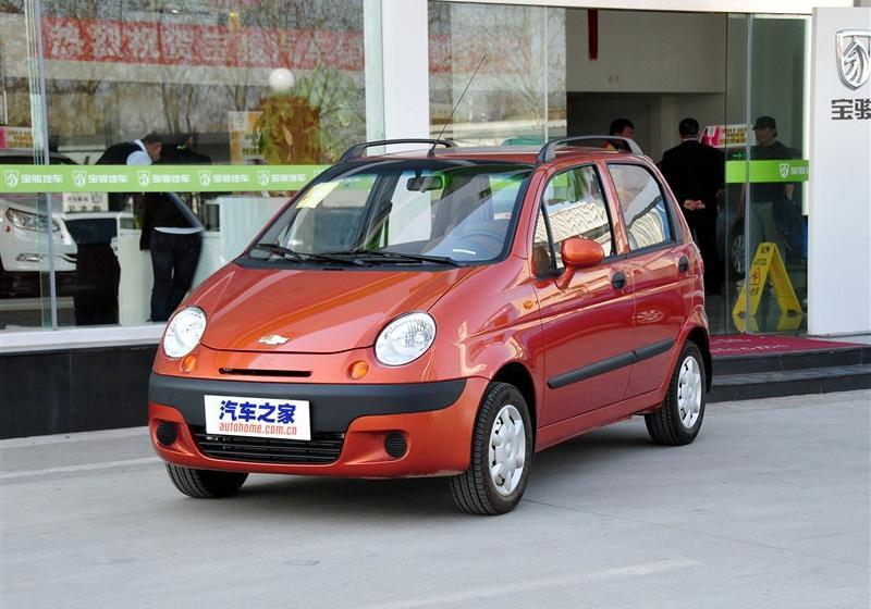 2012款1.0 P-TEC手动优越型