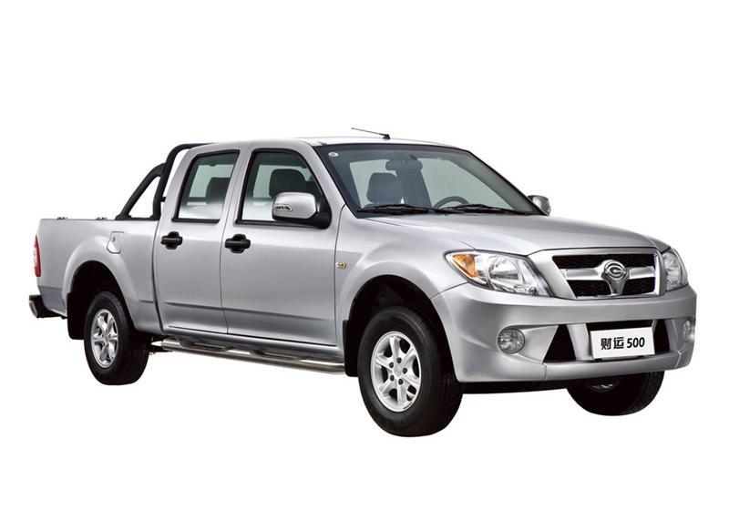 2010款2.2L汽油标准型短货箱
