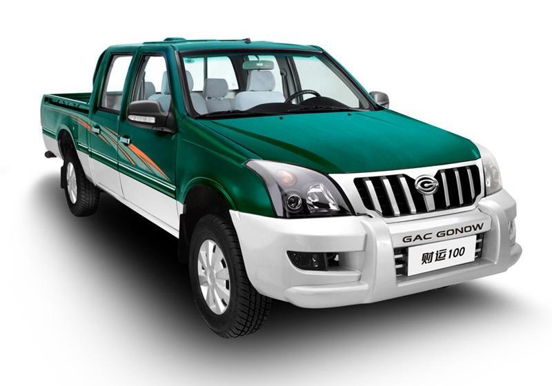 2012款2.2L汽油标准型超长货箱