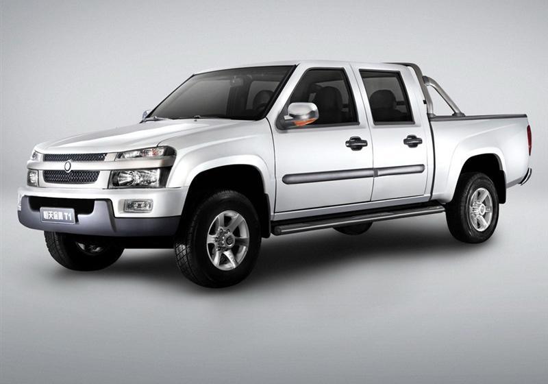 2012款2.8T柴油商务版